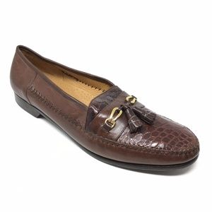 Men's Mezlan Monaco Loafers Shoes Size 15M